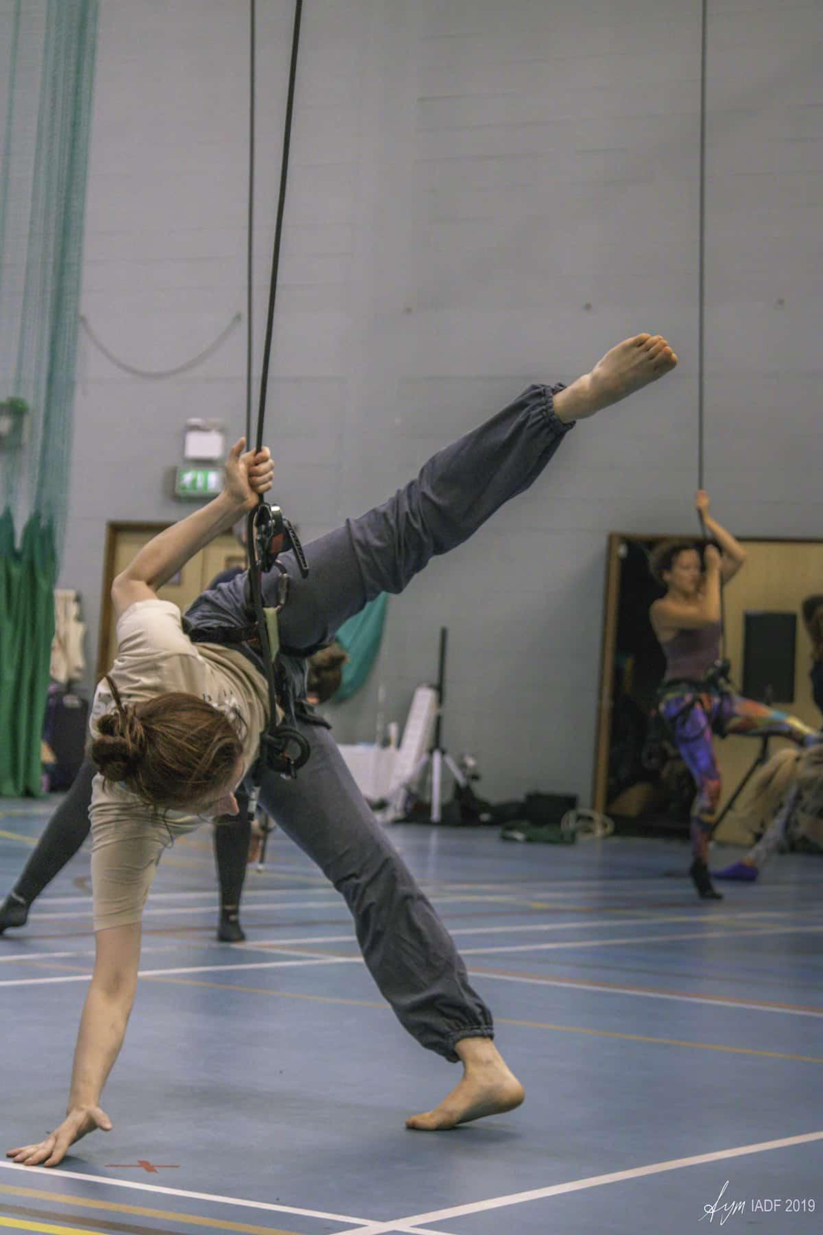 harness floor 2